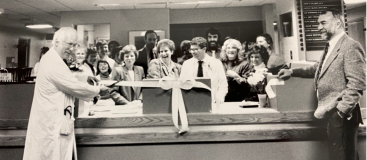 Diabetes Clinic opening 1991